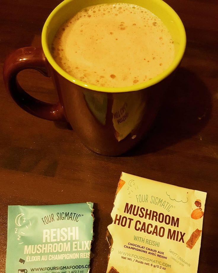 I've been calorie restricting today having some fat and loading up on protein.  I'm still really tired and exhausted (especially my head). To help me relax I've doubled up with some Reishi and made a protein rich hot chocolate  #reishi #hotchocolate #healthy #nutrition #kimchi #eatclean #cleaneating #diet #fit #fuel #engine #health #energy #funguys #healthyeating #healthyfood #healthyliving #crayfish #probiotics #foursigmatic #fresh #learning #beans #education #100to0 #elixir #vegan #soymilk…