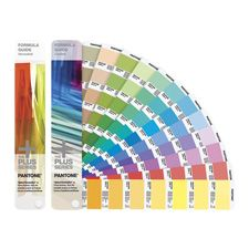 PANTONE PLUS SERIES - New Covers! New Colors! FORMULA GUIDE Solid Coated  Solid Uncoated