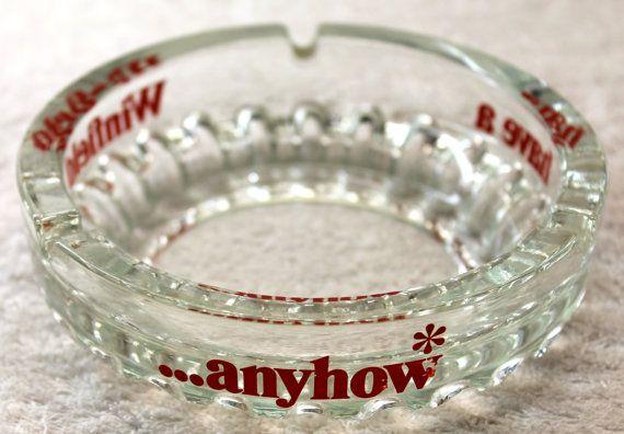 Winfield Glass Ashtray