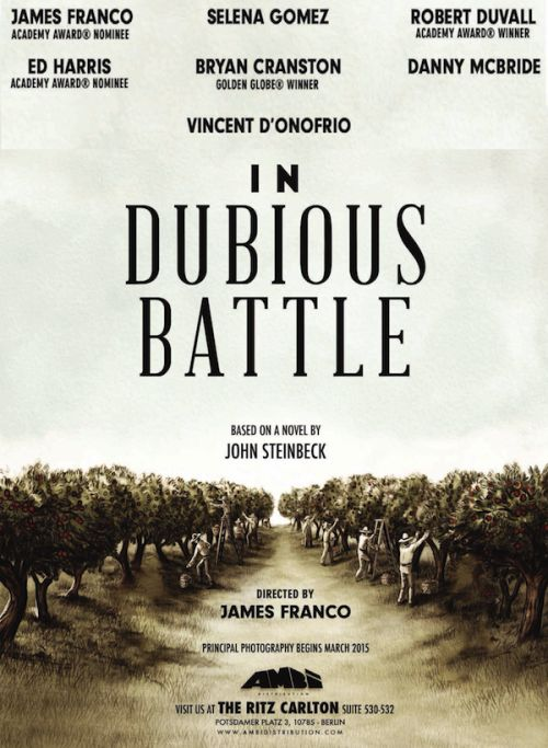 in dubious battle essay Essays and criticism on john steinbeck's in dubious battle - critical essays.