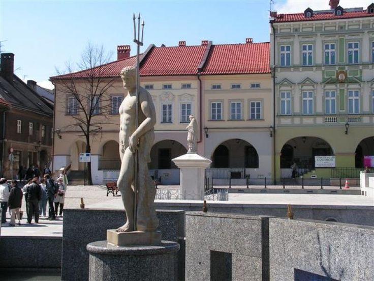 Bielsko-Biała, Rynek