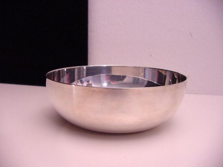 Christofle bowl silver plated #Christofle