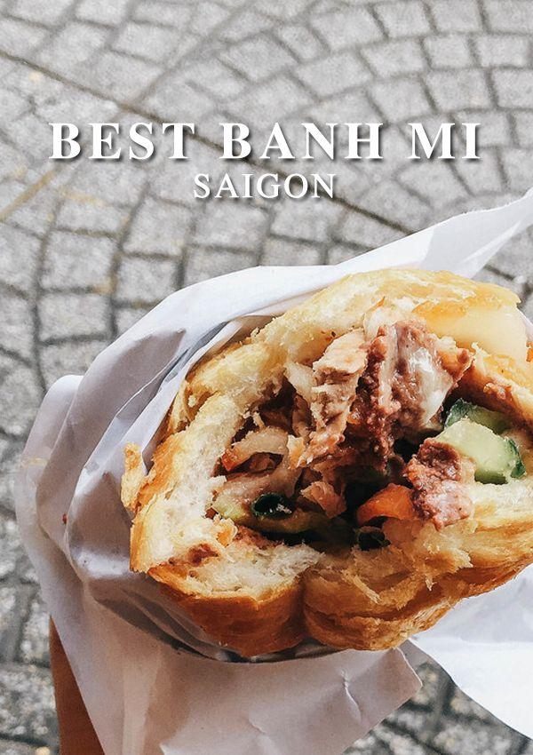 Best Banh Mi in Saigon