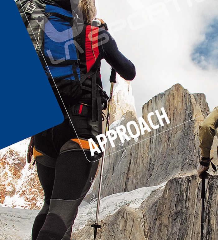 La Sportiva approach collection