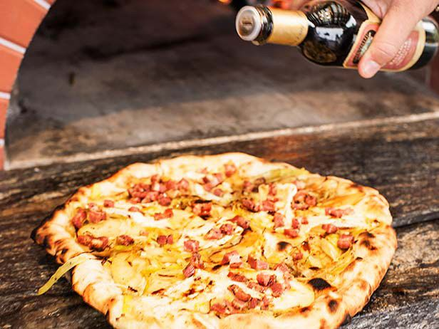 Prime-Time Pizza Dough Recipe : Guy Fieri