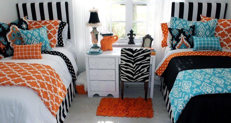 Beautiful Concept Designs Dorm Bedding Sets