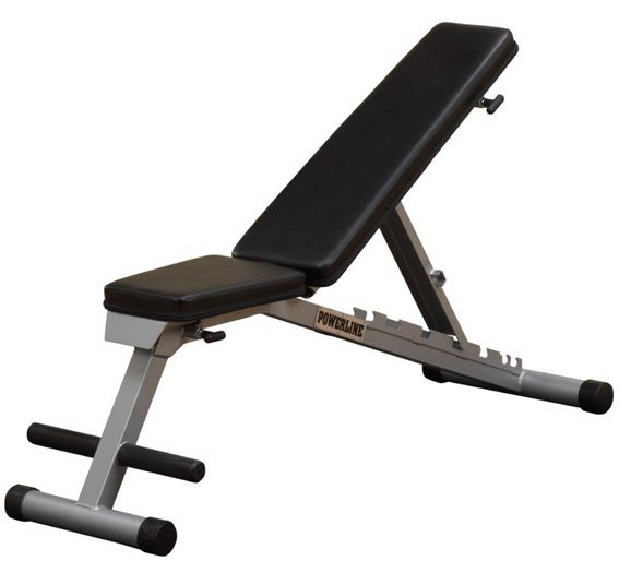 Powerline Pfid125x Folding Bench Review 2019 Strong And Compact Home Gym Bench Bench Press No Equipment Workout