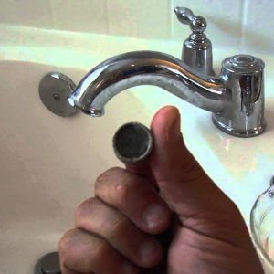 New Bathroom Faucet Low Water Pressure