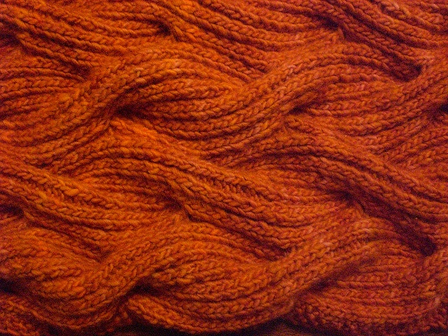 Free Pattern: Waves Scarf (really wish I liked knitting cables)raverly