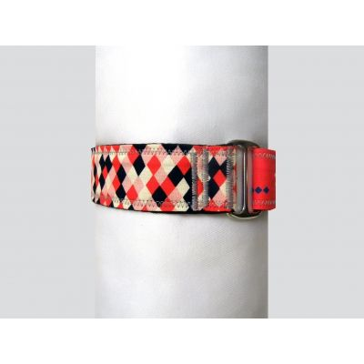 Collar Martingale Antiescape Modelo Rombie #Martingale #collarmartingale #collarantiescape