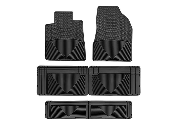 2012 2013 buick enclave weathertech all weather floor mats are the perfect way