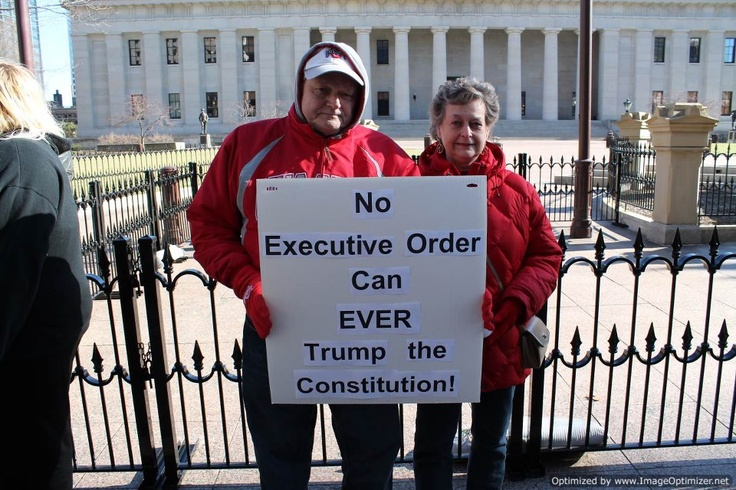 """In case we've forgotten: Article VI, Clause 2 of the United States Constitution, known as the Supremacy Clause, establishes the U.S. Constitution, Federal Statutes, and U.S. Treaties as """"the supreme law of the land."""""""