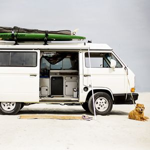 """I bought my first VW Westfalia Vanagon camper back in 1999, and have since owned five of them. I finally settled on a gorgeous 1991 model—lucked into via Craigslist for $9,000 a few years ago."""