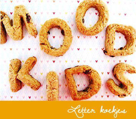 Havermout koekjes maken voor in de lunchtrommel | Moodkids
