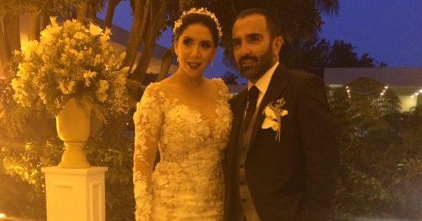 Hijo de Vicente Fernández se casa