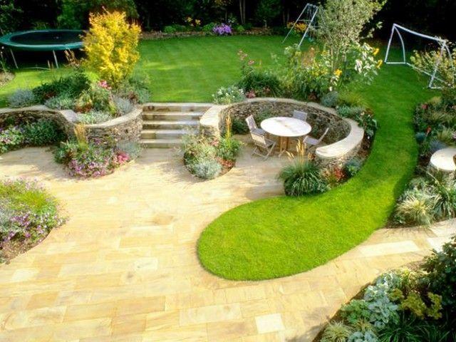 1000+ Ideas About Gartengestaltung Ideen On Pinterest | Garden ... Ideen Gartengestaltung Italienischer Stil