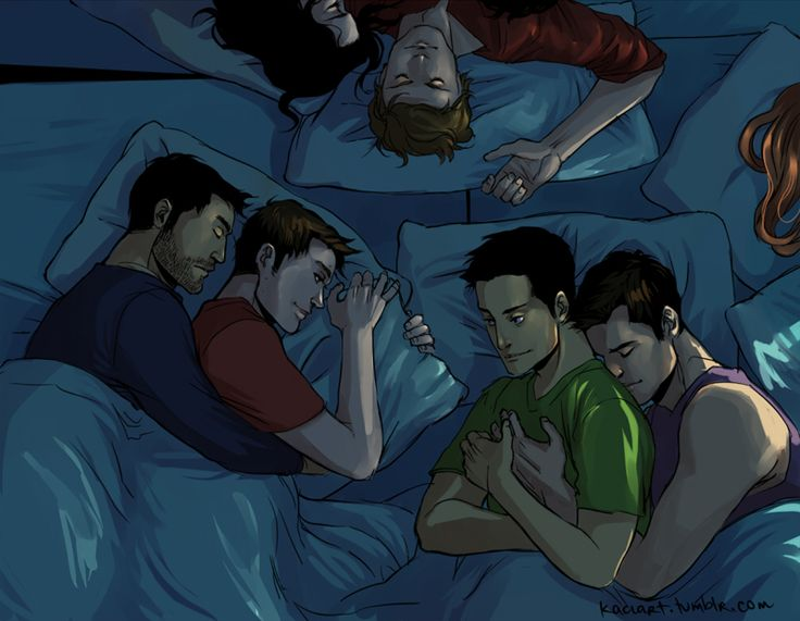 Awesome Sterek + other ships
