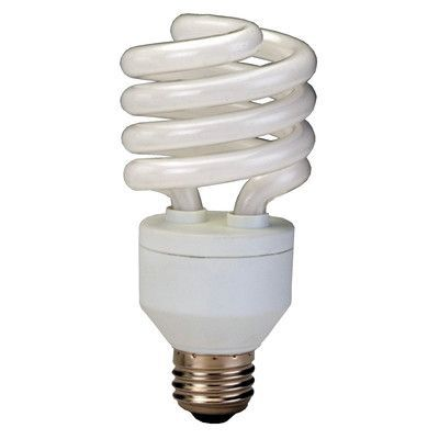 Royal Pacific E26/Medium Compact Fluorescent Light Bulb Wattage: 23W, Bulb Temperature: 2700K