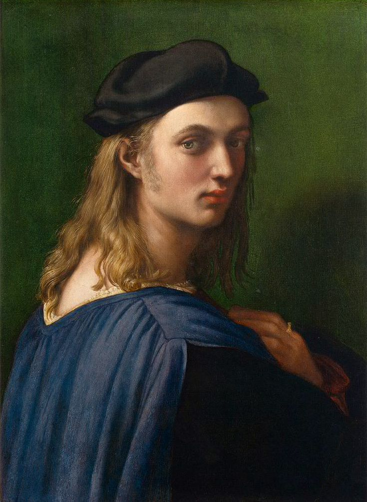 Rickon Stark (circa 1514, Raphael - portrait of Bindo Altoviti)