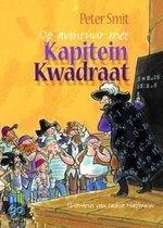 voorleesboek Op avontuur met Kapitein Kwadraat. op een leuke manier komen de tafels aan bod.