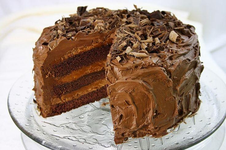 Reteta culinara Tort Trufa din categoria Torturi. Specific Canada. Cum sa faci Tort Trufa