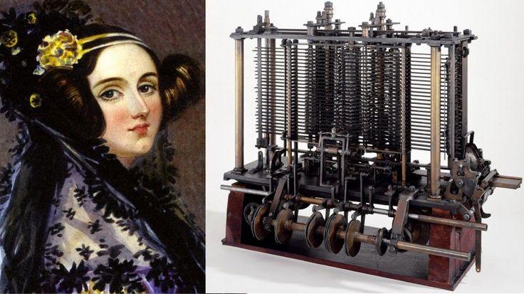 Ada Lovelace, 200 años de la primera mujer programadora