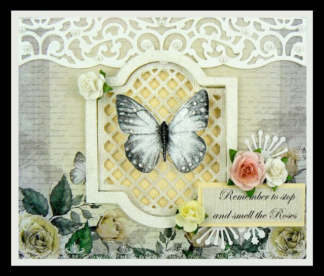 Artdeco Creations Brands: Ultimate Crafts Rambling Rose   Available NOW