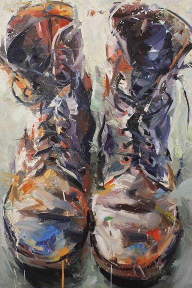 David John Matthews love. Dave's boots.