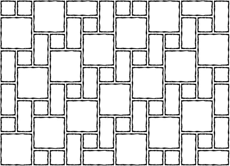 Tudor Patio Slab Laying Pattern Paving Patterns Laying