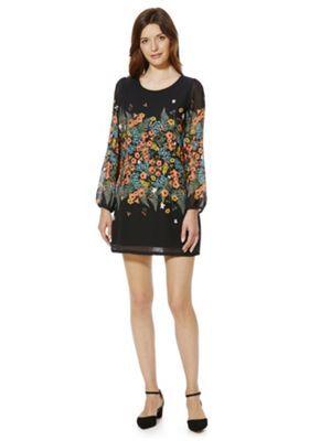 Buy Yumi Botanical Print Shift Dress from our Women's Sale range - Tesco