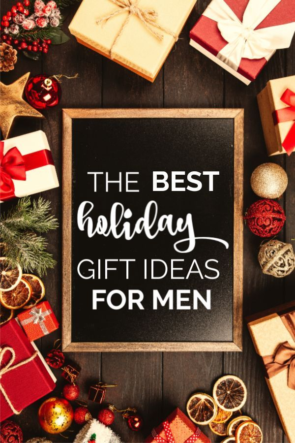 e14be74d001a Wondering what to get your guy for Christmas  This men s gift guide reveals the  top 10 best Christmas gifts for men in 2018. Your husband will thank you ...