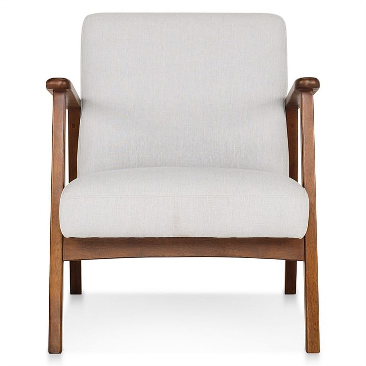 Armchairs and Occasional Chairs - Den Armchair (reg frame) Alma