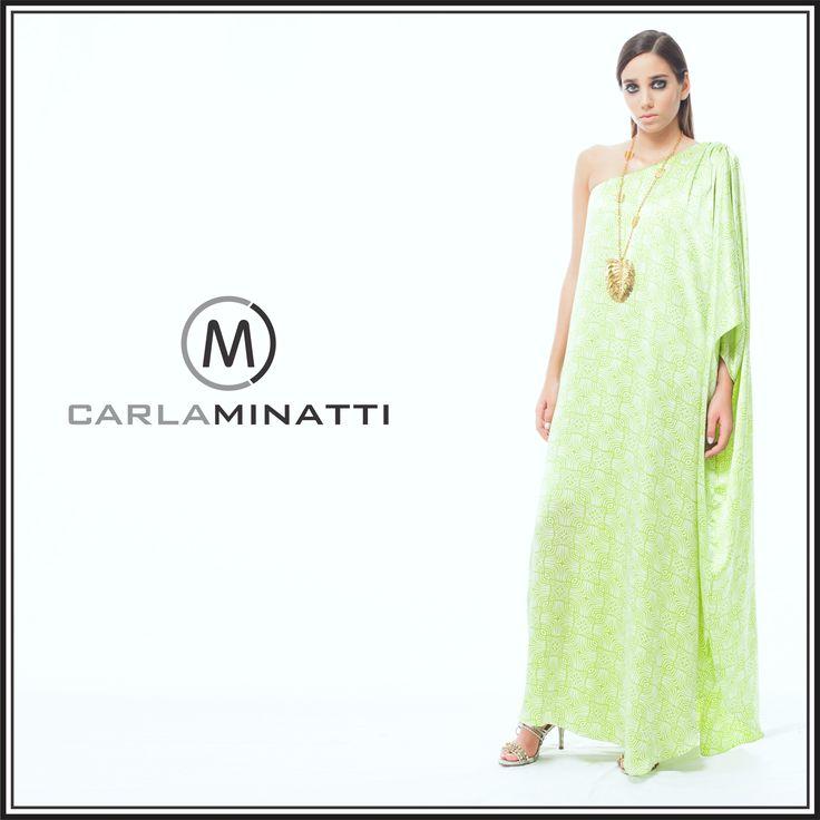 Las sedas puras son las indicadas para las túnicas por su espectacular caída.