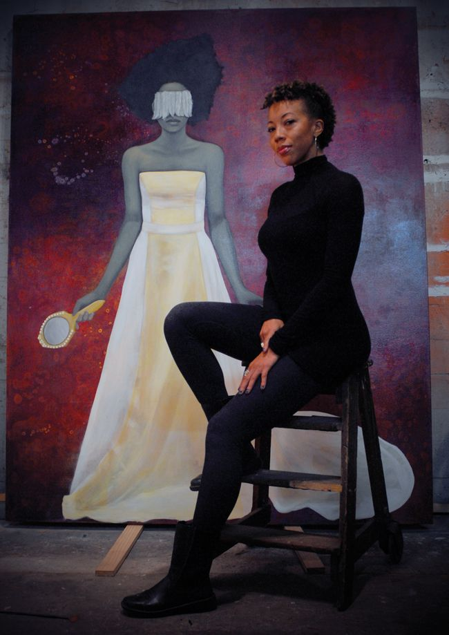 Amy Sherald | art in 2019 | Amy sherald, African american ...