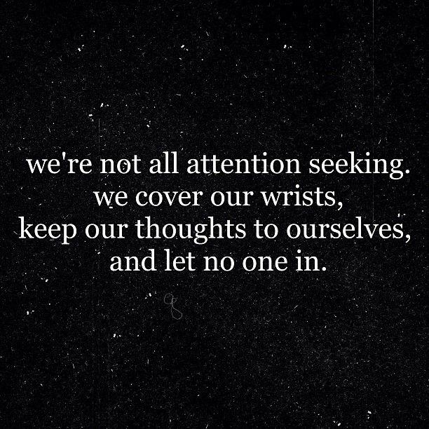 harm quotes Self