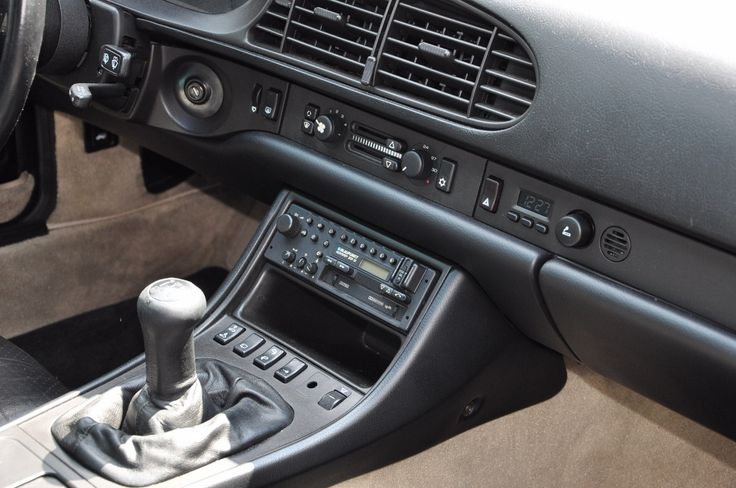 944 interior original porsche 944 turbo pinterest for Porsche 944 interieur