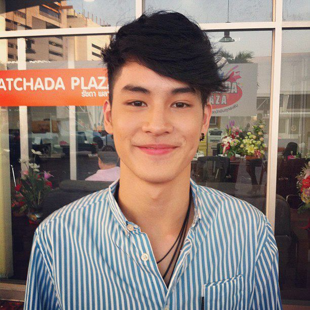 Jirayu Laongmanee, actor- Thai + French