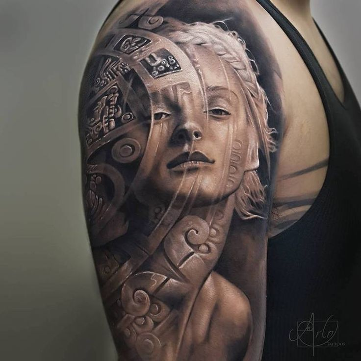 Artist Creates Surreal 3D Tattoos With Incredible Depth and Definition - My Modern Met