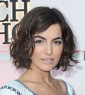Short Haircuts For Brunettes With Round Faces Best Short