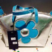 Fashion Bag Style Silvery 75  solo #rigorosamente °LowCost da #MigliardiStore 13,60 euro