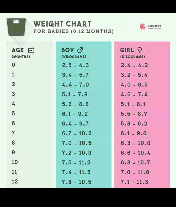 Average Baby Weight Chart Beautiful What Is The Normal Weight Of 2 5 Month Baby Baby Weight Chart Weight Charts Baby Weight