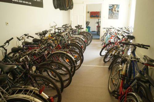 Wir bieten jede Menge Gebrauchte Fahrräder ab 50€ bis 150€ in Berlin