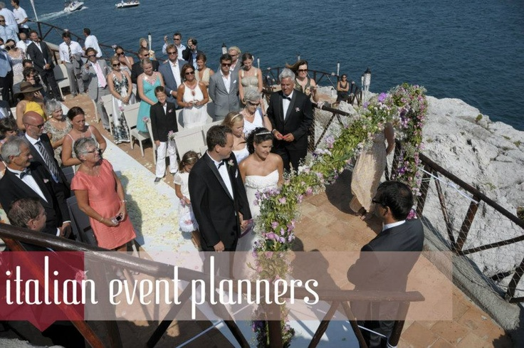 Amalfi coast wedding!