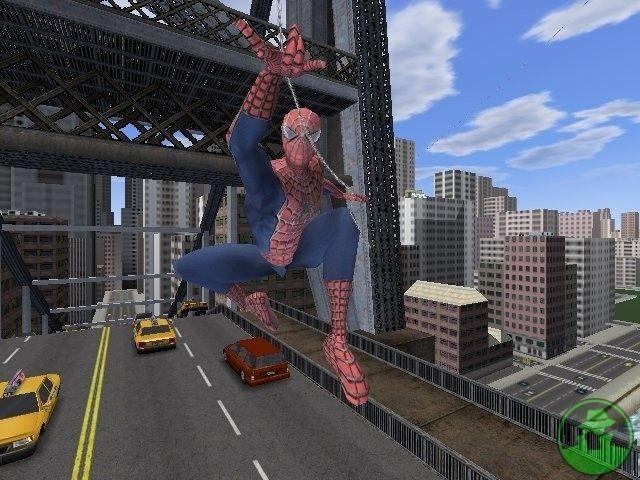Spider-Man 2 Game Screenshots