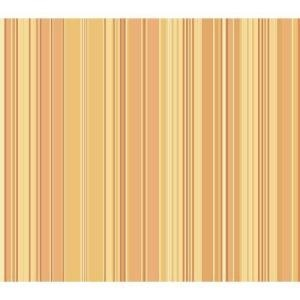 56 orange and yellow stripe wallpaper wc1280169 at for Yellow wallpaper home depot