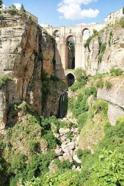 Norske reiseblogger: Reisebrev fra Ronda - Andalucia, Spania