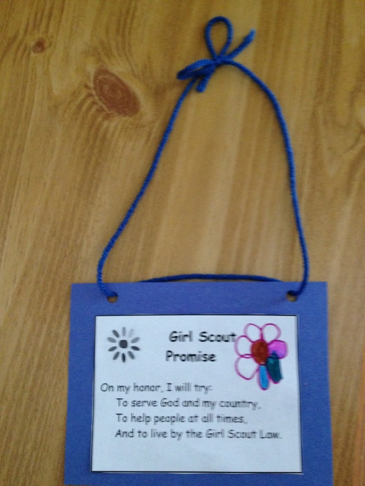 1000 images about Daisy Girl Scout Blue Promise Middle on