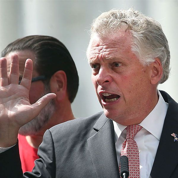 In a stunning testament to the popularity of McAuliffe's pro-Obamacare, pro-gun-control pitch, the Virginia Senate stayed the same as it was before -- under Republican control.