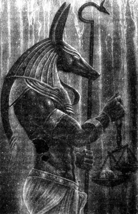 Another Anubis                                                                                                                                                                                 More