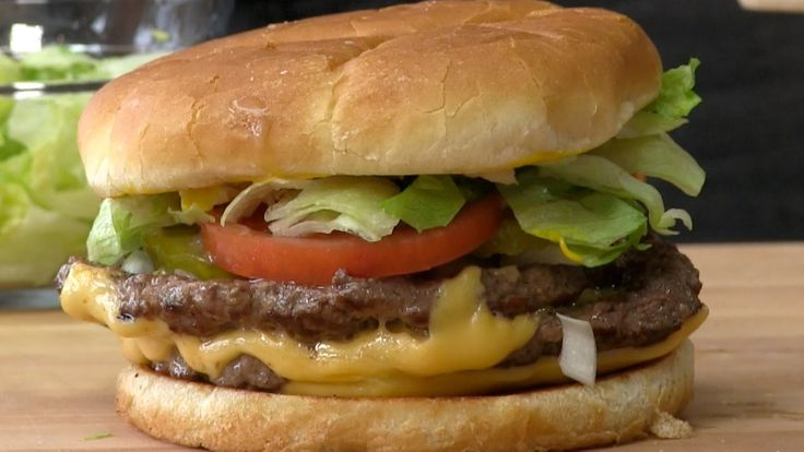 """What do you do on a rainy day? Go outside and cook of course! From Whataburger's """"Secret Menu"""" I give you the Double Double."""